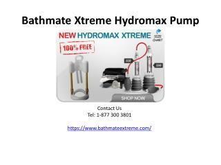 Bathmate Xtreme Hydromax Pump