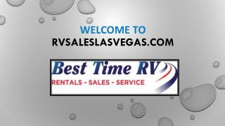 Best Time RV - rv for sale las vegas