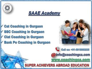 Coachingca.com- Best CLAT Coaching in Gurgaon