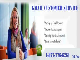 Make A Ring On 1-877-776-6261 To Have Gmail Customer Care