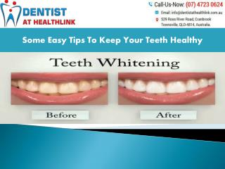 Some Of The Many Solutions For Tooth Whitening Systems