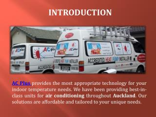 Leading Heat Pump Supplier & Installer in Auckland