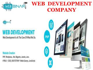 Webbinart is a mobile application development company in Switzerland.