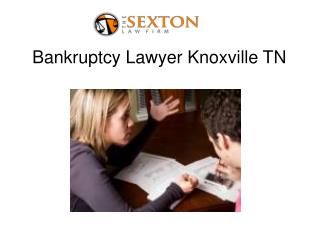 Bankruptcy Lawyer Knoxville TN