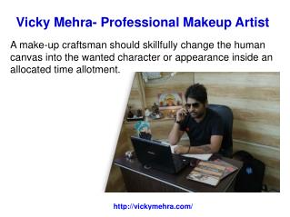 Best Makeup Artist in Jammu