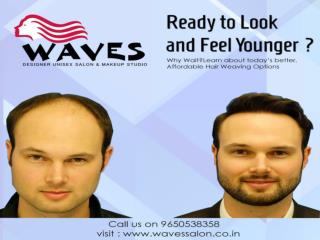 Utmost hair weaving treatment in noida by professionals having years of experience.