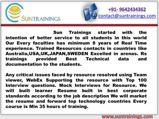 top Online software training center