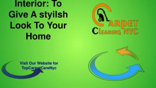 carpet cleaning nyc