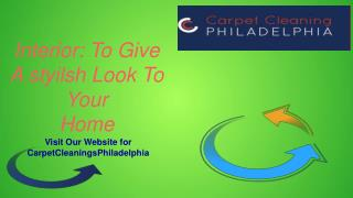 carpet cleaning philadelphia