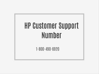 @@!@! Dial 1-800-490-6920 for HP Customer Support number  $@#$@#