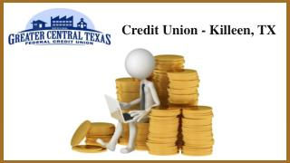 Credit Union - Killeen, TX