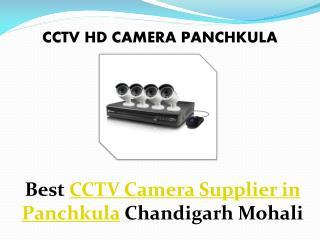 cctv camera supplier in Panchkula