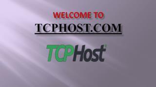 TCP Host - Linux Web Hosting