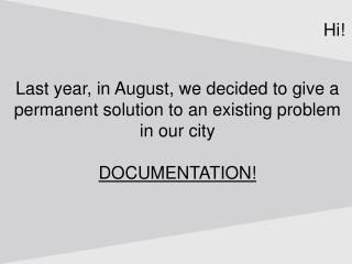 Docket Tech-Legal Documentation at your Doorstep.