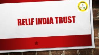 relif india trust (medical)