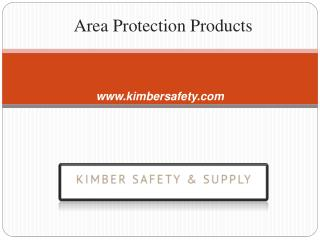 Work Area Protection Products Online