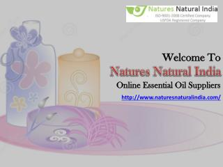 Get wide collection of Traditional Indian Attars at Naturesnaturalindia.com