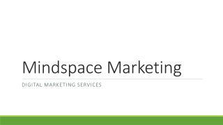 Online Digital Marketing services in Dubai