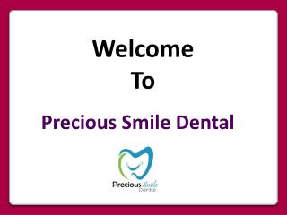 Periodontal Treatment Commerce | Precious Smile Dental