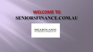 Heartland Seniors Finance – Reverse Mortgage Provider