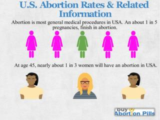 USA Abortion Rates & Related Information Buy Abortion Pill