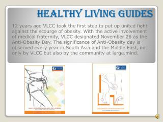 Healthy Living Guides
