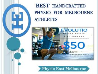 physio east Melbourne