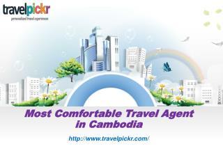 Travel Agent in Cambodia