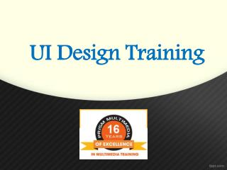 UI Design Training, UI Design Classes Hyderabad, UI Course Training – Prism Multimedia