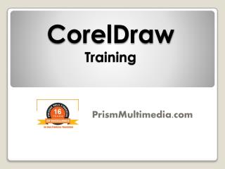 Corel Draw Training Hyderabad, Corel Draw Classes, Corel Draw training Institute – Prism Multimedia