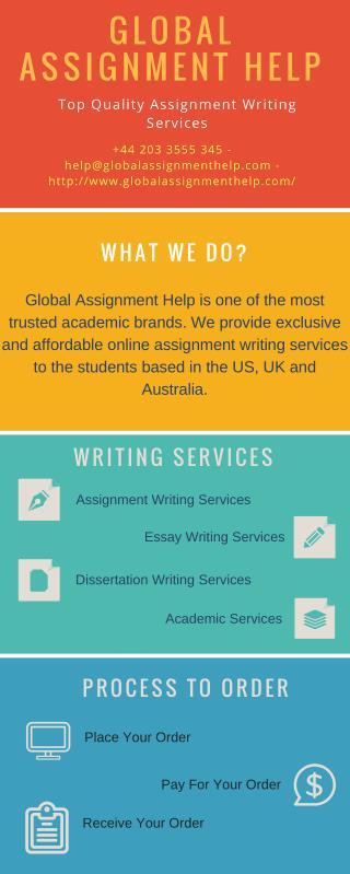 Top Quality Assignment Writing Service.