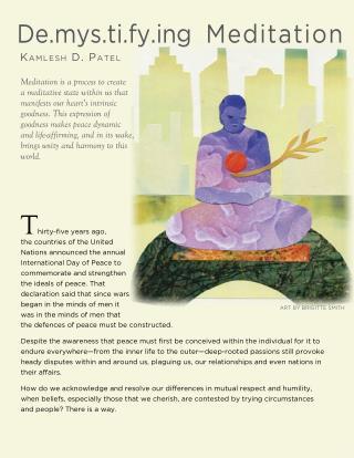 Demystifying Meditation