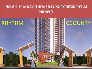 Rhythm Ccounty 2/3 BHK Residential Property In Greater Noida