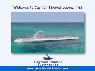 How to experience the Cayman underwater world if you are not a swimmer