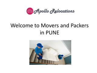 Packers and Movers in Pune | Movers and Packers Pune- Apollo Services