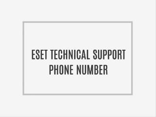 1-8OO-681-7208 Eset installation error Help & Support Phone Number