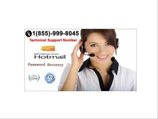 HOTMAIL SUPPORT 1 855 999 8045 HOTMAIL/OUTLOOK TECH SUPPORT TELEPHONE NUMBER