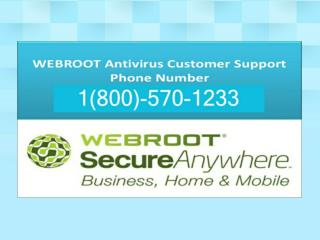 Get Fix  1(800)-570-1233 Webroot Antivirus Security Technical Support/Services Phone Number