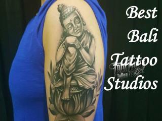 Best Bali Tattoo Studios