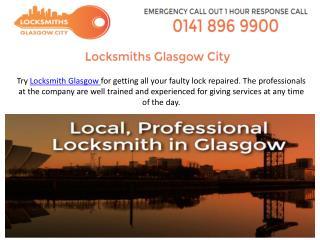 Locksmiths Glasgow