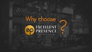 About Excellent Presence - Web Strategy Studio