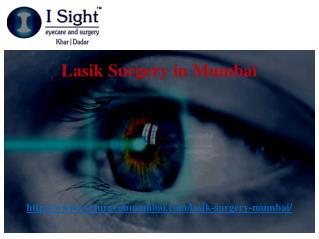 Lasik Surgery Clinic in Mumbai