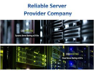 Css4 Server Hosting Company