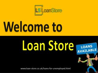 Loans for Unemployed People - Same Day Approval