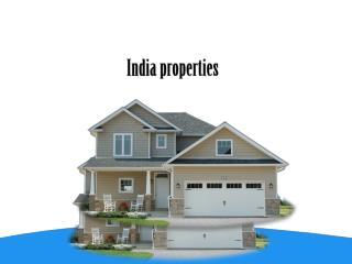 India properties