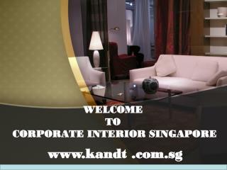 Corporate Interior Singapore
