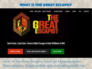Escape Room West Palm Beach