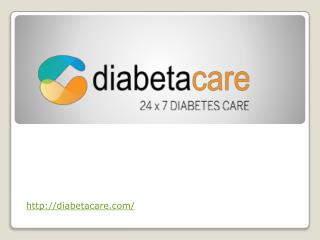 Blood Sugar Level - Diabetacare