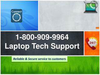 {[1-855-490-3999]} Laptop Tech Support