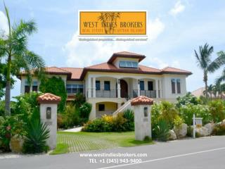 Specialise in Real Estate can earn a Fortune by Dealing in Cayman Property